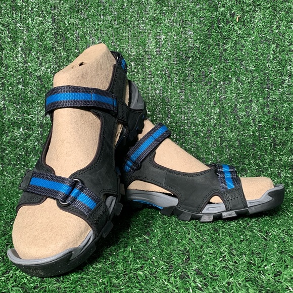 TIMBERLAND A161Q MEN/'S BLACK SPORT SANDALS ALL SIZES